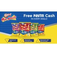 Get Get Free Paytm Cash in Every Mad Angles Packets | Paytm Offer