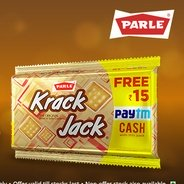 Get Get Free Rs.15 Paytm On Purchase Of Krackjack Pack for Rs.25 | paytmmall Offer
