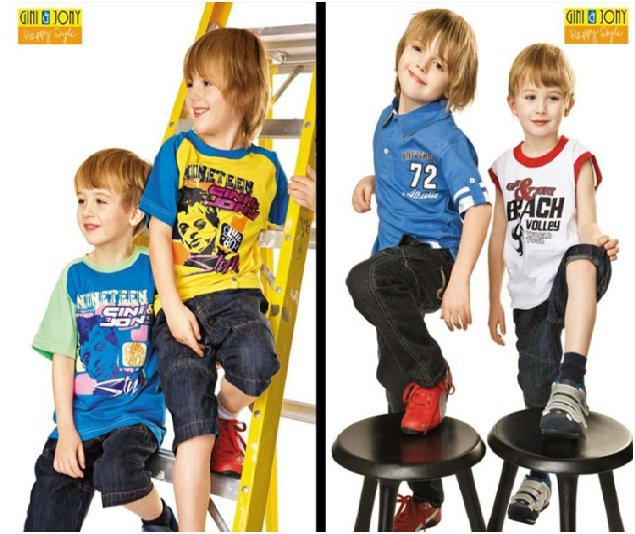 Get Gini & Jony Kids Clothing Min 50%   at Rs 250   Amazon Offer