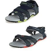 Get Globalite Mens Outdoor Sandals / Casual Floaters (Pack of 2) at Rs 674 | Amazon Offer