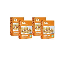 Get GO Organic Light Broken Walnuts Akhrot 1Kg 250gm x 4Without at Rs 636 | Amazon Offer