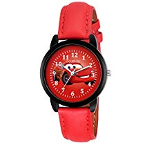 Get Golden Bell Crazy Taxi Multicolor Dial Red Strap Analog Wri at Rs 314 | Amazon Offer