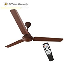 Get Gorilla Energy Saving Bldc Ceiling Fan With Remote 1400 Matte Brown at Rs 3360 | Amazon Offer
