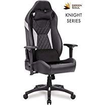 Get Green Soul Knight Series Gaming Office Chair with 180 Recl at Rs 22490 | Amazon Offer
