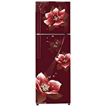 Get Haier 258L 3 Star Frost Free Double Door Refrigerator (HEF-25TRF, Red, Convertible) at Rs 21490