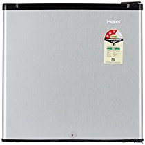 Get Haier 52 L 3 Star Direct-Cool Single Door Refrigerator (HR-62VS, Silver Grey) at Rs 6990 | Amazo