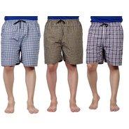 Get Hanu Checkered Mens Boxer (Pack of 3) at Rs 220 | Flipkart Offer