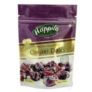 Get Happilo Premium International Omani Dates, 250g (Pack of 5) at Rs 569 | Amazon Offer