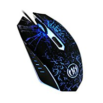 Get Havit S10 USB Wired Gaming Mouse (Black) at Rs 299 | Amazon Offer