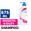 Get Head & Shoulders Smooth & Silky Shampoo 675 ml at Rs 365 | Snapdeal Offer