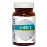 Get HealthKart Omega 3, 60 softgels at Rs 399 | healthkart Offer