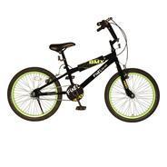 Get Hero Fuel 18 T Single Speed BMX Cycle (Black, Green) at Rs 3848   Flipkart Offer