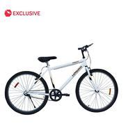 Get HI-BIRD Robust White 26T Mountain Adult Bicycle at Rs 4499 | Snapdeal Offer