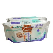 Get Himalaya gentle Baby Wipes (72N * 2 packs) at Rs 199 | Amazon Offer