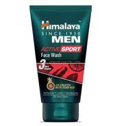 Get Himalaya Men Active Sport Face wash, 100ml at Rs 160 | Amazon Offer
