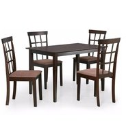 Get @home by Nilkamal Trivia Engineered Wood 4 Seater Dining Set at Rs 12400 | Flipkart Offer