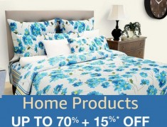Get Home Furnishing Min 50% off   at Rs 94 | Amazon Offer