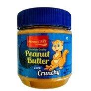Get Homechef Peanut Butter, Crunchy, 340g at Rs 119 | Amazon Offer