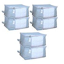 Get Homestrap Big Underbed Storage Bag/ Storage Organiser – Gre at Rs 674 | Amazon Offer