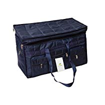 Get HomeStrap Jumbo Parachut Travel Storage Bag, Blue at Rs 584 | Amazon Offer