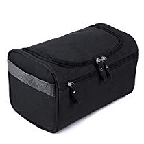 Get House of Quirk Hanging Fabric Travel Toiletry Bag Organizer at Rs 427 | Amazon Offer