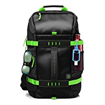 Get HP Odyssey T5P98AA Backpack for 15.6-inch Laptops (Black/Electric Green) at Rs 1499 | Amazon Off