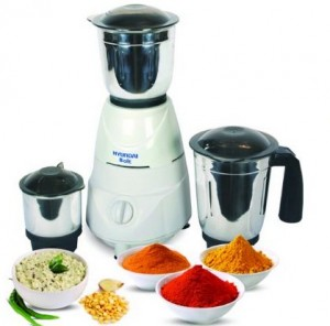 Get Hyundai HMB50W3S-DBF Mixer Grinder (White)      at Rs 1498 | Amazon Offer