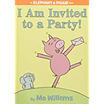 Get I Am Invited to a Party! (An Elephant and Piggie Book) at Rs 855 | Amazon Offer