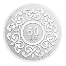 Get IBJA Gold 50 Gm (999) Silver Precious Coin at Rs 2755 | Amazon Offer