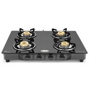 Get Ideale Quatre Steel Manual Gas Stove (4 Burners) at Rs 2499 | Flipkart Offer
