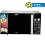Get IFB 23 L Convection Microwave Oven (23SC3, Silver) at Rs 9299 | Flipkart Offer