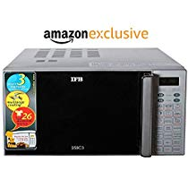 Get IFB 25 L Convection Microwave Oven (25SC3, Metallic Silver) at Rs 9190 | Amazon Offer