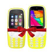 Get IKALL 1.8 Inch K3310 (Yellow) And 2.4Inch K35(Yellow) Combo Of Dual Sim Mobile at Rs 1259 | Amaz
