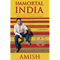Get Immortal India: Amish explores ideas that make India Immortal at Rs 100 | Amazon Offer