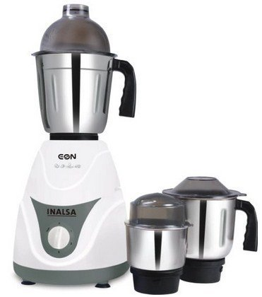 Get Inalsa Eon 550-Watt Mixer Grinder with 3 Jars     india at Rs 1971 | Amazon Offer