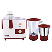 Get Inalsa Era 450-Watt Juicer Mixer Grinder (Red and White) at Rs 1995 | Amazon Offer