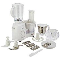 Get Inalsa Fiesta 650-Watt Food Processor (White/Grey) at Rs 3699 | Amazon Offer