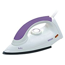 Get Inalsa Ruby 1000-Watt dry iron at Rs 360   Amazon Offer