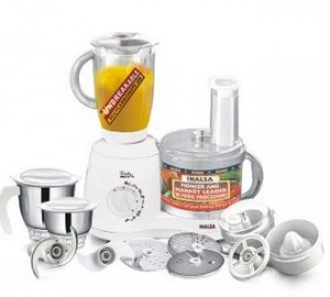 Get Inalsa Wonder Maxie Plus v2 Food Processor    at Rs 4999 | Amazon Offer