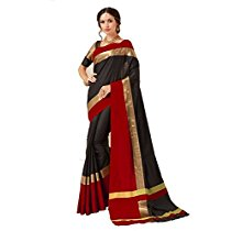 Get Indian Beauty with Blouse Piece Art Silk Saree at Rs 347 | Amazon Offer