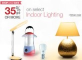 Get Indoor Lightning Minimum 30% to 82% off   India | Amazon Offer