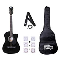 Get INR  for Intern Acoustic Guitar Kit at Rs 1699 | Amazon Offer