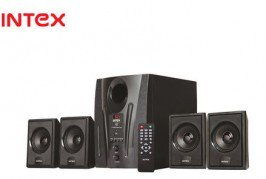 Get Intex IT 2655 Digi Plus 4.1 Speaker System      at Rs 1699 | Amazon Offer