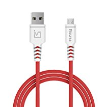 Get iVoltaa Helios Micro USB Cable – 4 Feet (1.2 Meters) – Red at Rs 99 | Amazon Offer