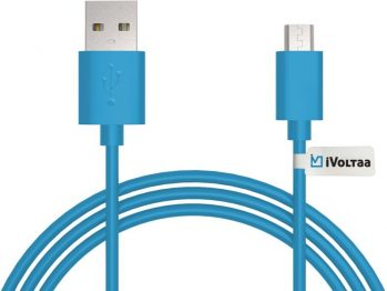 Get iVoltaa ivfk1 Sync & Charge Cable at Rs 159   Flipkart Offer