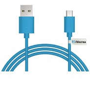 Get iVoltaa iVFK1 Sync & Charge Cable (Blue) at Rs 159 | Flipkart Offer