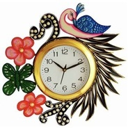Get Jaipuri Designer Clocks Minimum 50% OFF   Flipkart Offer