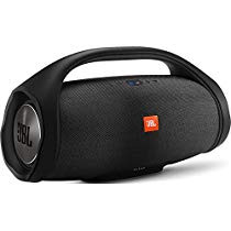 Get JBL Boom Box Most-Powerful Portable Speaker with 20000MAH Battery Built-in Power Bank (Black) at