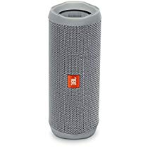 Get JBL Flip 4 Portable Wireless Speaker with Powerful Bass & Mic (Gray) at Rs 7699 | Amazon Offer