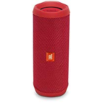 Get JBL Flip 4 Portable Wireless Speaker with Powerful Bass & Mic (Red) at Rs 7699 | Amazon Offer